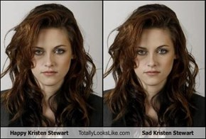 Happy Kristen Stewart Totally Looks Like Sad Kristen Stewart
