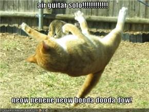 air guitar solo!!!!!!!!!!!!  neow nenene neow booda dooda dow!