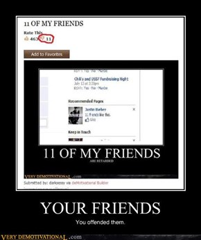 YOUR FRIENDS