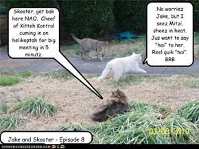 Jake and Skooter - Underkover Katz - Episode 8