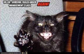 OH-OH , SOMEONE FAILED ANGER MANAGEMENT CLASS