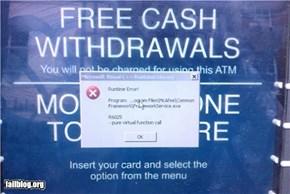 Bank FAIL