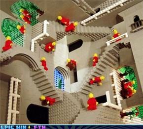 Eat your Heart Out Escher