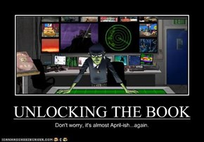 UNLOCKING THE BOOK