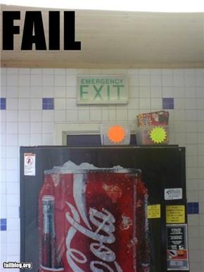 Emergency Exit Fail