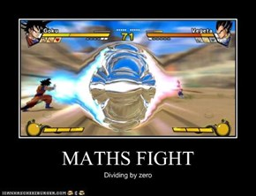 MATHS FIGHT