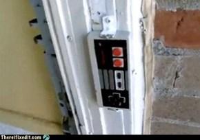 Nintendo Thumb Until They Open The Door