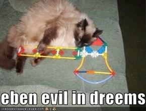 eben evil in dreems