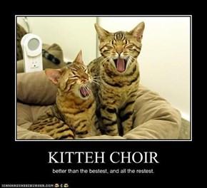 KITTEH CHOIR