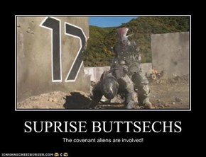SUPRISE BUTTSECHS