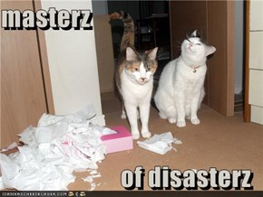 masterz  of disasterz