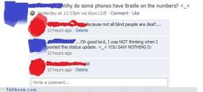Braile Fail