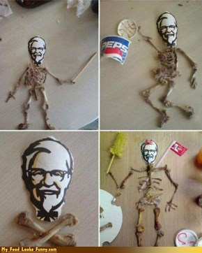 The Colonel is a Rennaisance Man