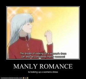 MANLY ROMANCE