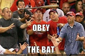 OBEY THE BAT