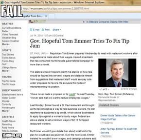 Tip Fail