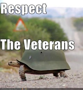 Respect The Veterans