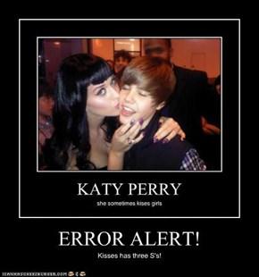 ERROR ALERT!