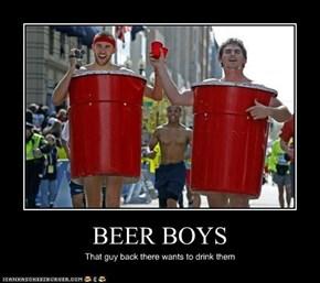 BEER BOYS