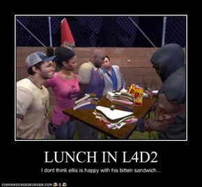 LUNCH IN L4D2