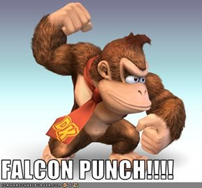 FALCON PUNCH!!!!