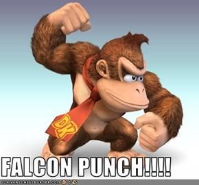 FALCON PUNCH!!!!