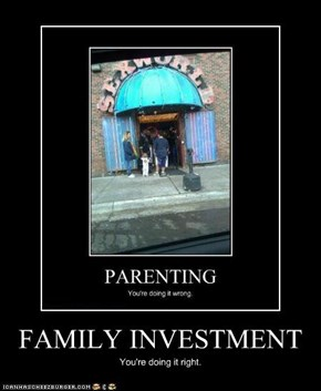 FAMILY INVESTMENT