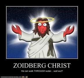 ZOIDBERG CHRIST