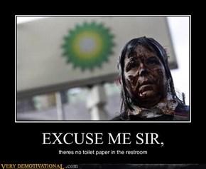 EXCUSE ME SIR,
