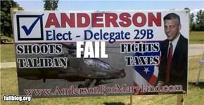 Campaign Fail