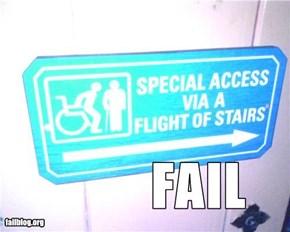 Special Access Fail