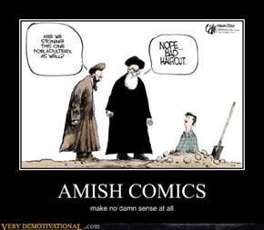 AMISH COMICS
