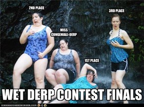 WET DERP CONTEST FINALS