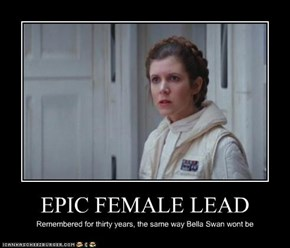 EPIC FEMALE LEAD