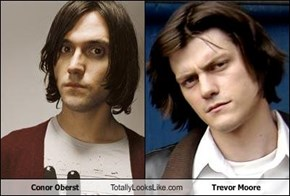 Conor Oberst Totally Looks Like Trevor Moore