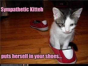 Sympathetic Kitteh