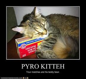 PYRO KITTEH