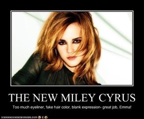 THE NEW MILEY CYRUS