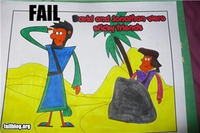Bible picture fail