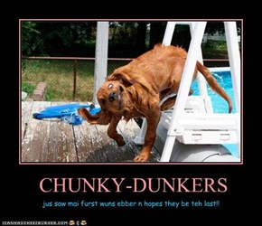 CHUNKY-DUNKERS