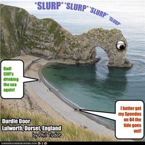 Englands Jurassic Coast, ... ROCKS!!!  . . . . . . .