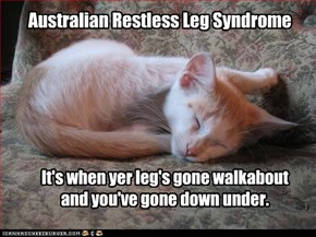Australian Restless Leg Syndrome