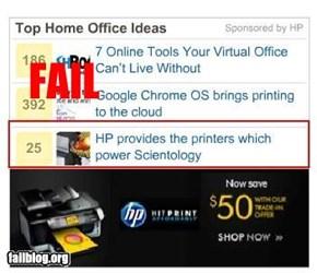 HP Fail