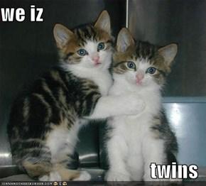we iz  twins