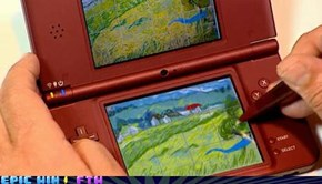 Impressionism, Now On The DS!