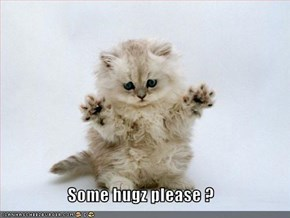 Some hugz please ?