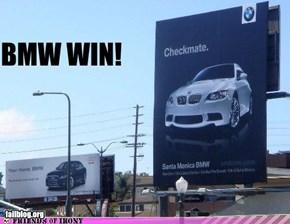 BMW WIN!!!