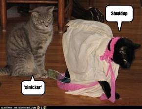 *sinicker*
