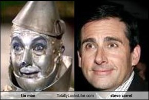 tin man Totally Looks Like steve carrel