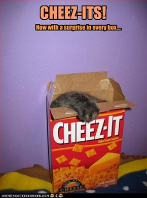 CHEEZ-ITS!